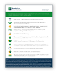 NorthStar Healthcare Senior Housing Industry Facts Flyer